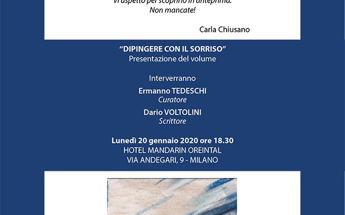 Carla Chiusano invito