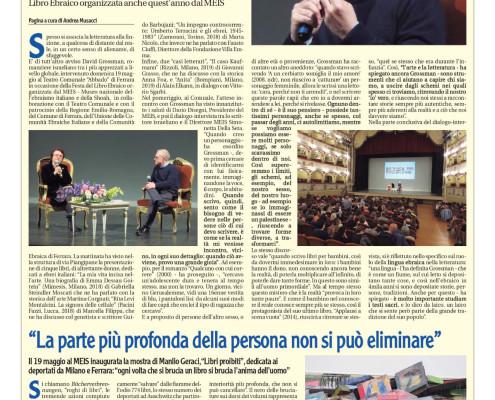 24_05_19 La Voce di FERRARA COMACCHIO