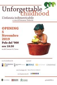 Unforgettable - locandina Torino