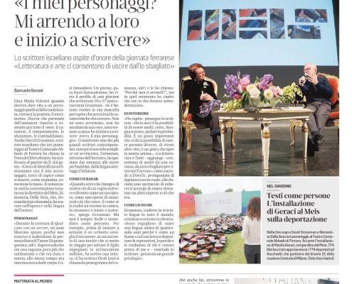 20_05_19 la Nuova Ferrara